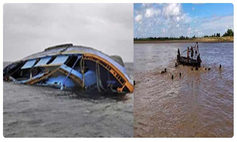 Boat found in 315 feet under, Godavari Boat Accident: 315 లోతులో బోటు.. పైకి తీసుకురావడం కష్టమేనా..!
