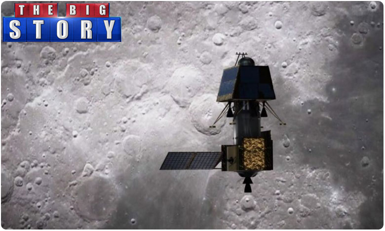 why isro s chandrayaan-2 mission is not a failure despite landing set back