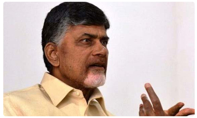 Tdp chief Chandrababu shocking comments on Village volunteers