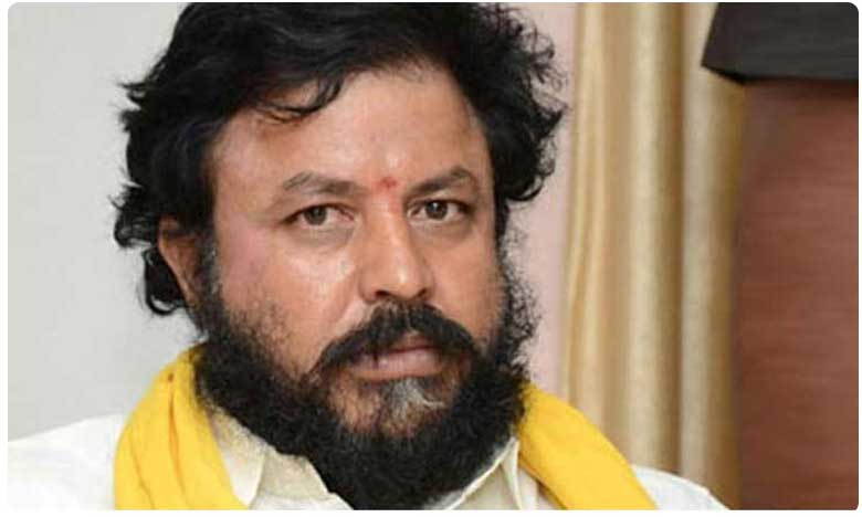 Special police teams searching for TDP former MLA Chintamaneni