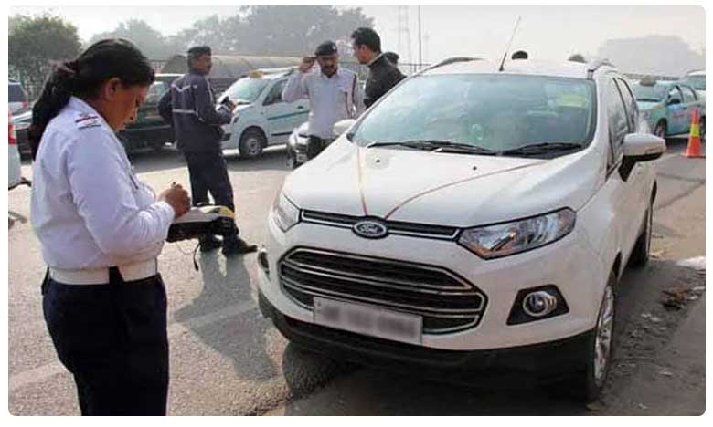 Gujarat Cm rupani disposes traffic violation fines under new motor vehicles act 2019