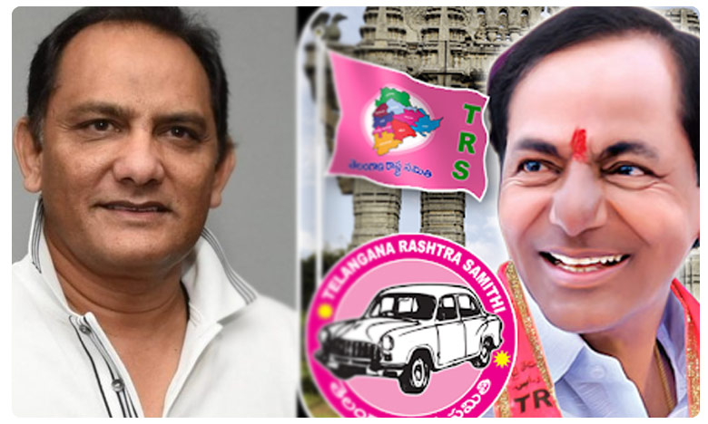 Telangana Congress Leader Azharuddin Joining TRS Azharuddin Appointed As HCA President