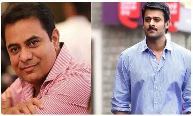 Actor Prabhas Shares Minister KTR Twitter Post Over Dengue and Viral Fever