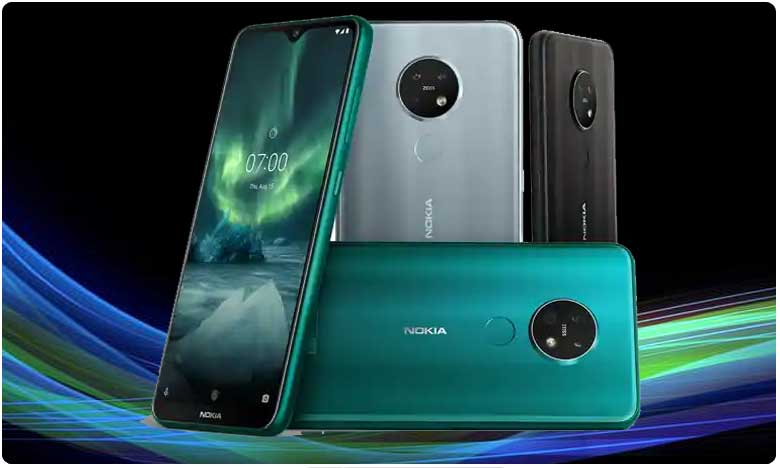 nokia 7.2 goes on sale price in india offers and specifications, నోకియా 7.2 అదుర్స్‌..