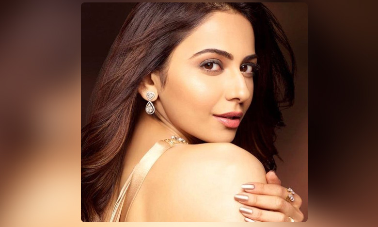 Rakul Preet Singh reveled her crush on Vijay Devarakonda