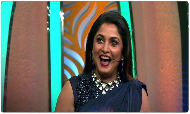 Bigg Boss 3: Actress Ramya Krishna amazes with her Anchoring