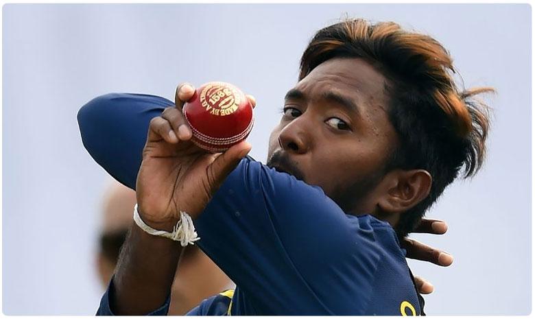 Akila Dananjaya banned from bowling for one year, యాక్షన్ ఎఫెక్ట్.. స్పిన్నర్పై ఐసీసీ వేటు..!