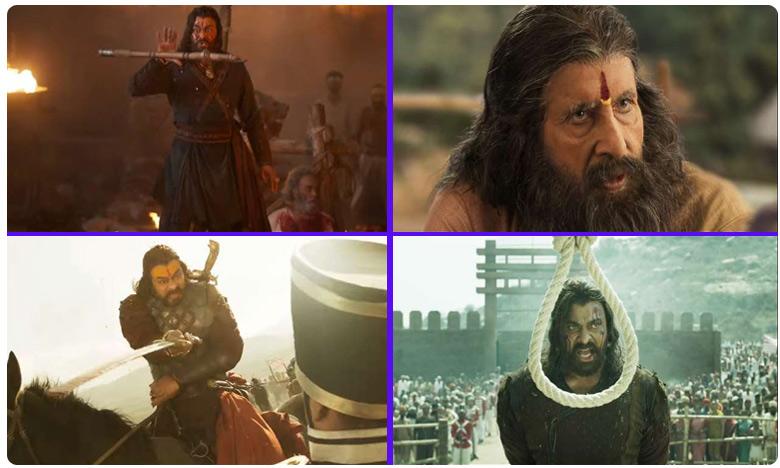 Sye Raa Trailer 2 The Battle Field Unveiled, సైరా టీమ్ నుంచి మరో ట్రైలర్.. అమితాబ్ డైలాగ్ వింటే అదిరిపోతారు!