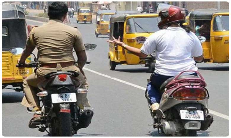 Government Officials, Policemen Will Have To Pay Double Fine If They Violate Traffic Rules