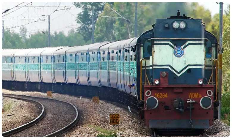 Train Moves 40 Kms Without Driver