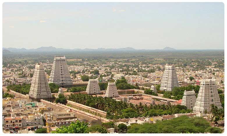 Arunachalam Temple History Accommodation Route, అరుణాచలం… అగ్ని లింగేశ్వరుడు!
