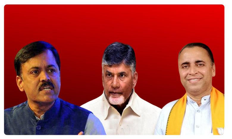 Is BJP Playing Games With TDP..?, టీడీపీతో గేమ్స్ ఆడుతోన్న బీజేపీ
