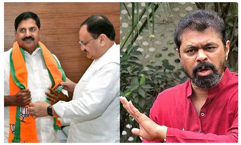 Adinarayana Reddy joins BJP, పంతం నెగ్గించుకున్న ఆదినారాయణరెడ్డి ..నెక్ట్స్ టార్గెట్ అతడేనా..?