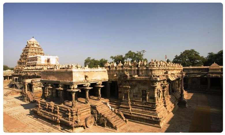 Darasuram Sri Airavatesvara Temple History Timings and How to Reach, ప్రసిద్ధ శిల్పకళకు నిలయం… శ్రీ ఐరావతేశ్వర స్వామి ఆలయం!