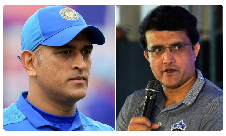 Will speak to selectors about MS Dhoni's future Says Sourav Ganguly, దాదా చేతిలో… ధోనీ భవితవ్యం…?