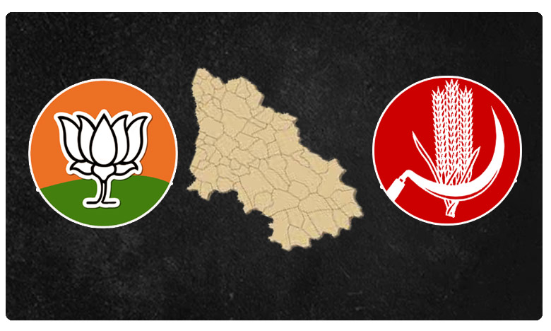 Big News Big Debate: Huzurnagar By polls - Rajinikanth TV9, సీపీఐపై భగ్గుమన్న బీజేపీ.. టీవీ9 వేదికగా సవాల్..!