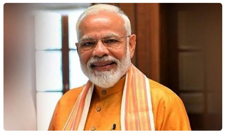 Happy to see you here: PM Modi after Deve Gowda's visit to Statue of Unity, అక్కడ మాజీ ప్రధానిని చూడడం సంతోషంగా ఉంది : మోదీ