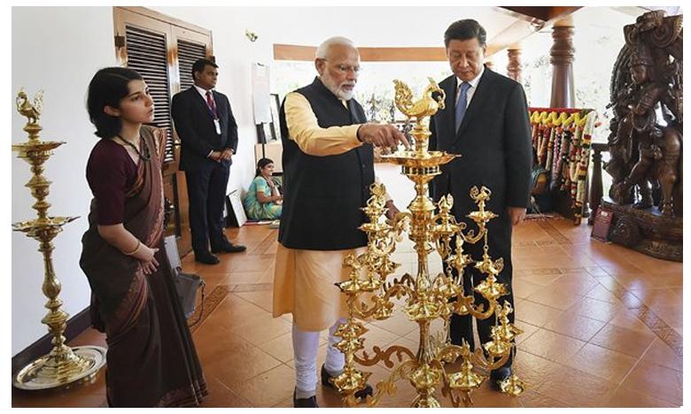 Modi's gifts for Chinese President, జిన్పింగ్కు గిప్టులుగా భారతీయ కళాఖండాలు..అవేంటో తెలుసా?