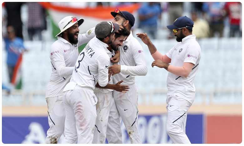 Team India 2 wickets away from Victory, సఫారీల ఖేల్ ఖతం… క్లీన్ స్వీప్పై కన్నేసిన టీమిండియా!