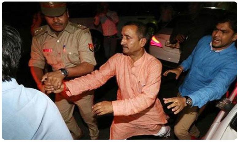 Gang Raped Unnao Teen one Week After Alleged Rape By Kuldeep Sengar: CBI