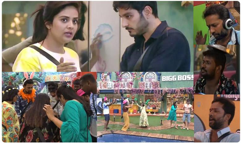 "Updates On Bigg Boss Telugu3 Latest Episode, బిగ్ బాస్: ఇంటి సభ్యులకు షాక్.. ""కుండ"" బద్దలు కొట్టిన శ్రీముఖి"