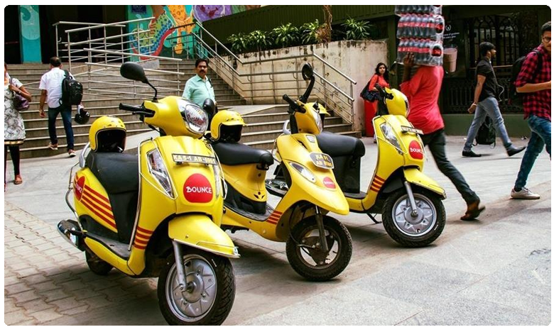 Bikes available for rent at metro stations in Hyderabad, మెట్రో వద్ద అందుబాటులోకి అద్దె బైకులు..!