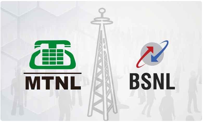 BSNL Aand MTNL to be merged; Cabinet approves four-way revival plan, కేంద్రం కీలక నిర్ణయం.. బ్యాంకుల దారిలోనే ఇక బీఎస్ఎన్ఎల్ కూడా..!