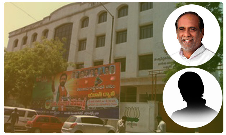 bjp to get new chief, జేజమ్మకే జై.. త్వరలో బిజెపి పగ్గాలు !