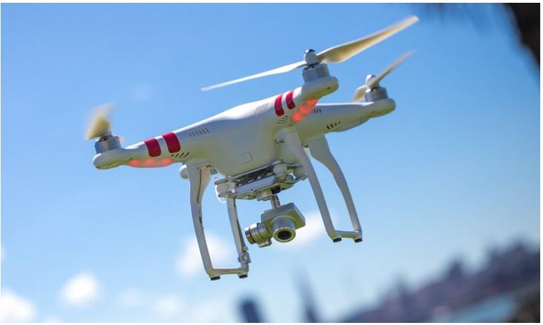 Punjab: BSF on alert after Pakistani drone enters Indian border; search underway, సరిహద్దుల్లో పాక్ డ్రోన్ కలకలం.. అప్రమత్తమైన సైన్యం..!