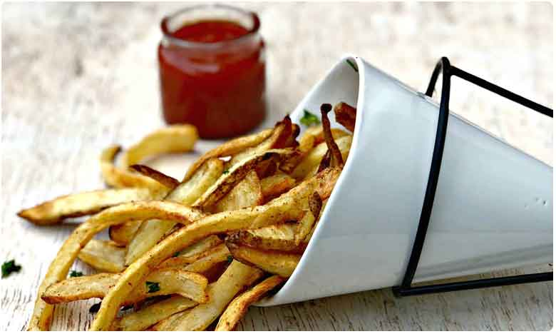 This is what will happen if you eat french fries or other fry food Every day, ఫ్రెంచ్ ఫ్రైస్ రోజూ తింటున్నారా.. బీ కేర్‌ఫుల్..!