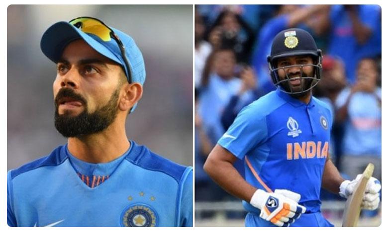 Virat Kohli Rested Rohit Sharma To Lead India In Bangladesh Series, కోహ్లీకి రెస్ట్.. రోహిత్కు కెప్టెన్సీ!