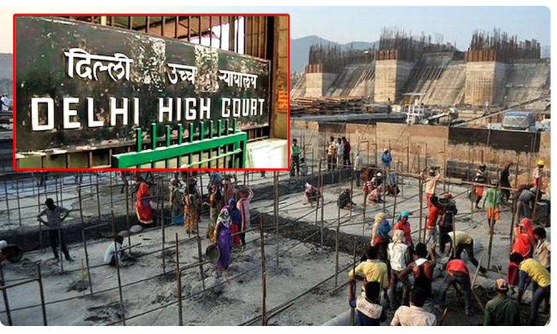 Delhi High court orders to cetral Governmet on curreption in Palavaram project