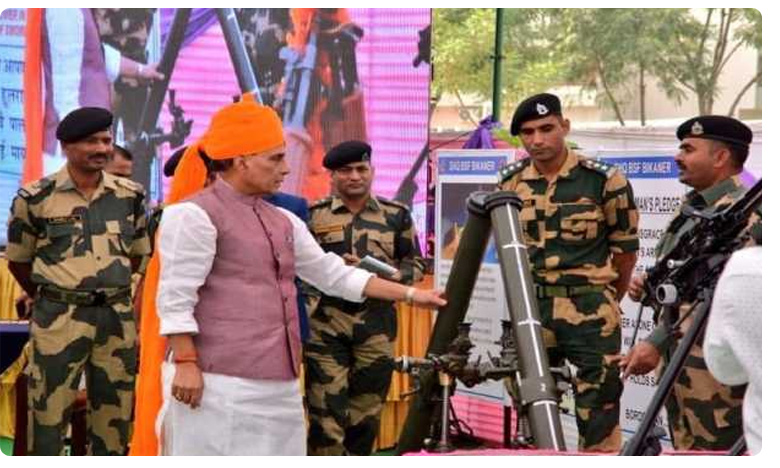 Union Defence minister Rajnath singh to perform Ayudha pooja in france on Dussehra eve, పారిస్లో రాజ్నాథ్ ఆయుథపూజ .. ఎందుకో తెలుసా?