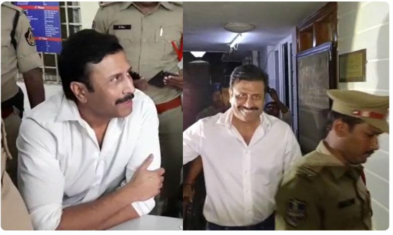 tv9 former ceo ravi prakash sent to remand, టీవీ9 మాజీ సీఈవో రవి ప్రకాష్కు 14రోజుల రిమాండ్