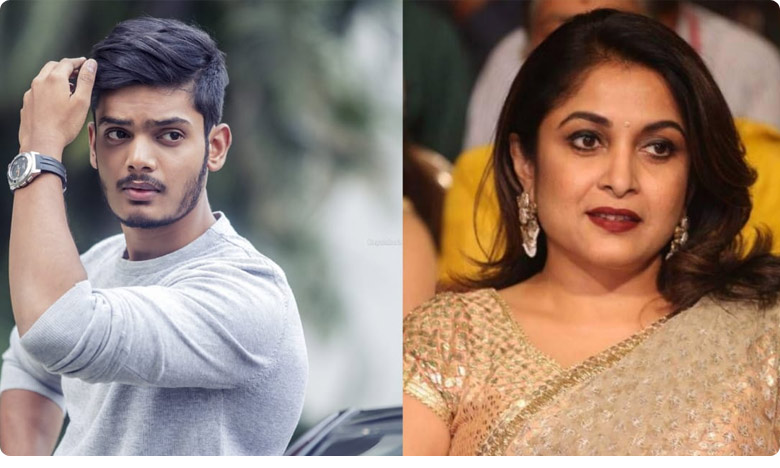 Ramyakrishna in talks for Akash puri's Romantic movie, 'రొమాంటిక్' మూవీలో శివగామి.. పాత్ర ఏమిటంటే?