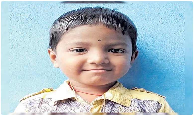 Six year old falls into a sambar pot and dies in Kurnool, వేడి సాంబార్లో పడి చిన్నారి మృతి..!