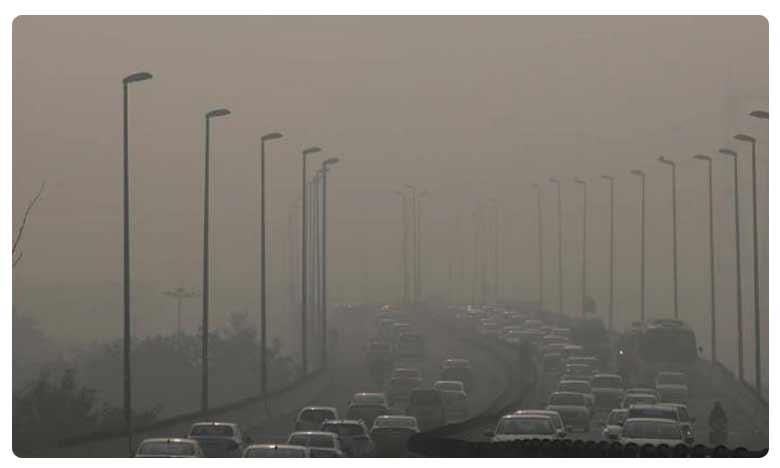 Delhi becomes most polluted city in the world; AQI at 527, ప్రపంచంలోనే అత్యంత కాలుష్య నగరంగా ఢిల్లీ!