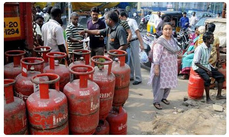From Today; Non-Subsidised LPG Cylinder Becomes More Expensive, జనం నెత్తిన గ్యాస్ బండ..భారీగా పెరిగిన సిలిండర్ ధర