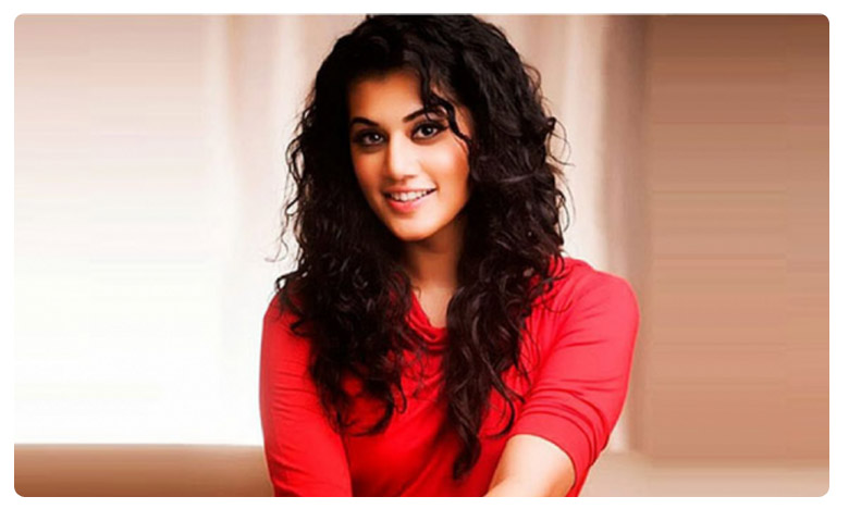 Curly Beauty Taapsee Pannu of late has been attracting the attention of all doing different genre films., తాప్సీ పెళ్లి ఎప్పుడంటే..?