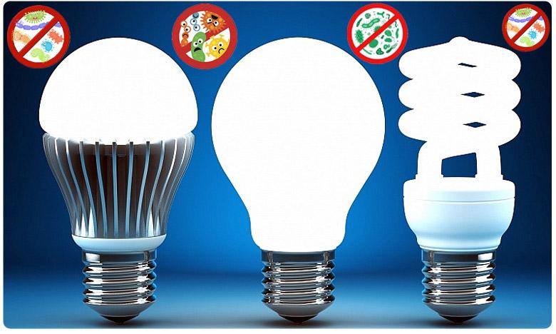 Do LED bulbs really kill bacteria in your house?, బల్బులకి బ్యాక్టీరియాను చంపే సీనుందా?