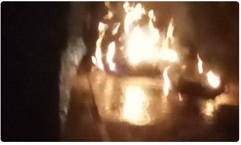 Parents Murdered Their Son In Warangal, దారుణం.. కన్న కొడుకుపై పెట్రోల్ పోసి సజీవదహనం.. రీజన్ ఏంటంటే..?