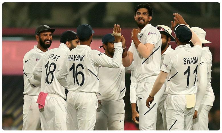 India Verge Of Big Win Aganist Bangladesh In First Day And Night Test, పింక్ టెస్ట్: భారత్ విజయం లాంఛనమే..!