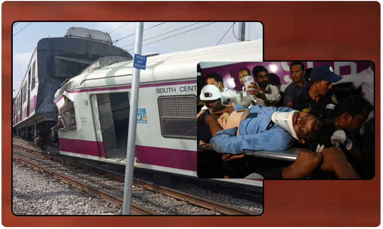 Kachiguda train accident: Locopilot's leg amputated, ఫ్లాష్ న్యూస్: కాచిగూడ ప్రమాదం.. లోకో పైలట్ కాలు తొలగింపు..!