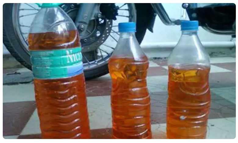 TS Government Ban Carrying Petrol In Plastic Bottles, కేసీఆర్ షాకింగ్ డెసిషన్.. ఇకపై బాటిల్స్లో పెట్రోల్ బంద్!