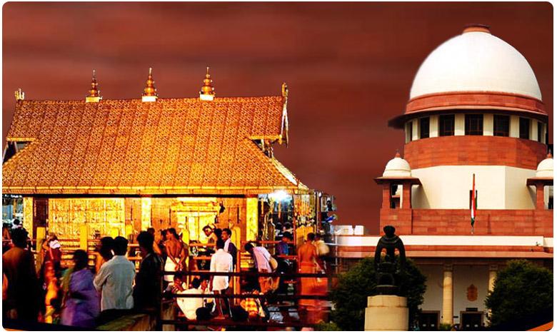 Supreme Court verdict on Sabarimala, బ్రేకింగ్: శబరిమల ఆలయంలోకి మహిళల ప్రవేశంపై 'సుప్రీం' తీర్పు