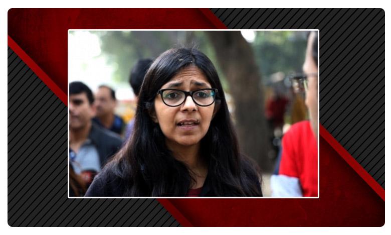 DCW chief Swati Maliwal, ' దిశ ' ఉదంతం.. ఢిల్లీ మహిళా కమిషన్ చైర్ పర్సన్ నిరవధిక దీక్ష