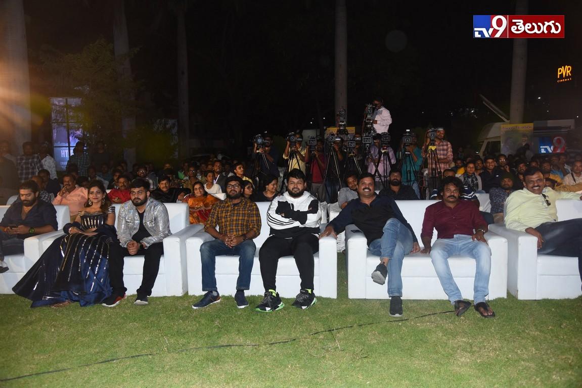 Srinivas Reddy turns into a producer-cum-director, భాగ్యనగరవీధుల్లో గమ్మత్తు` ప్రీ రిలీజ్ ఫంక్షన్!!