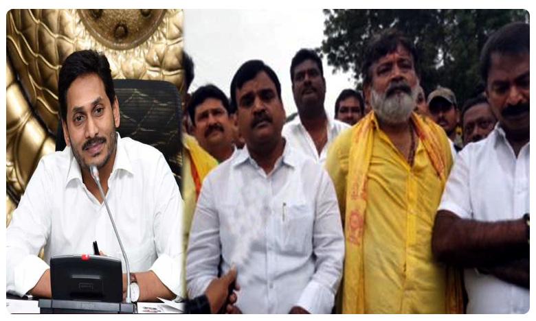 ycp leaders tirumala padyatra, మనకెందుకు మతం ముద్ర..అందుకే ఈ తీర్థయాత్ర