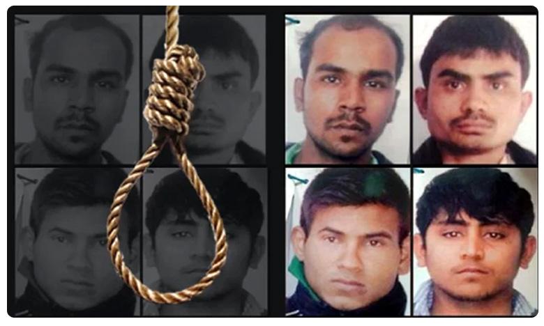 Hanged by neck until dead, నిర్భయ దోషుల్లో చావు భయం.. తిండి మానేసి..