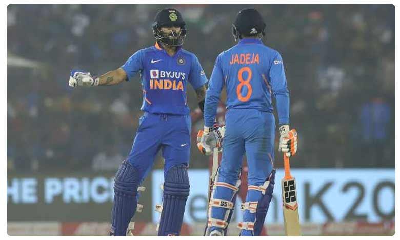 Cuttack Odi: India Clinch Odi Series Against West Indies, 2019ని గ్రాండ్ విక్టరీతో ముగించిన టీమిండియా..